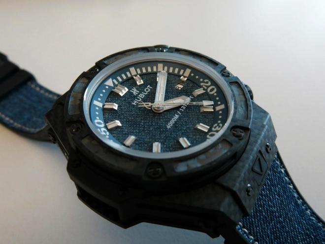 HUBLOT Oceanographic 4000 Jean