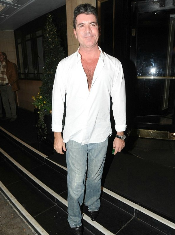 Paper Shirt T Grey Like To How Off Cowell Swagger Pull Simon A vNmnyOP8w0