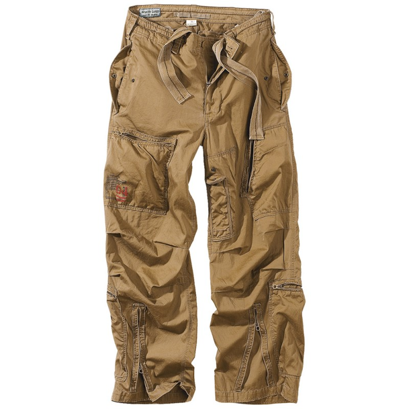 Army Surplus Cargo Pants