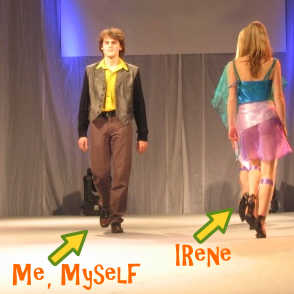 Me, Myself and Irene
