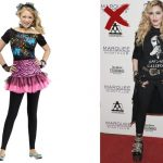 Madonna Teenage Fashion Mistakes