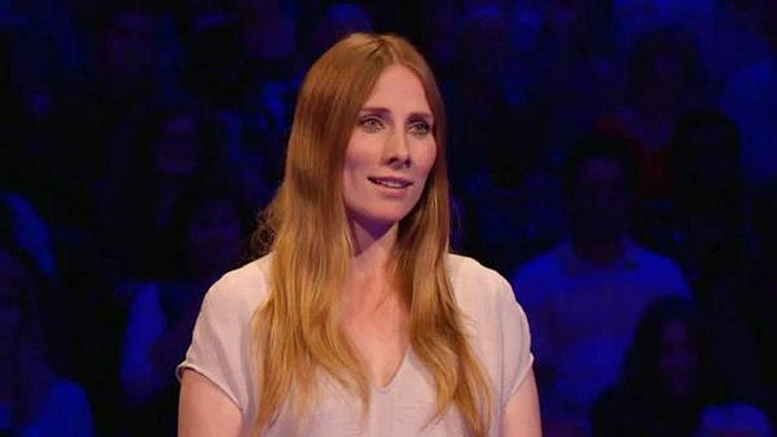 Rosie Marcel in a Nightie